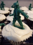 Cobra Commander here, proceed with Cupcake mission, that's an order!