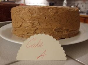 Cake 'A'