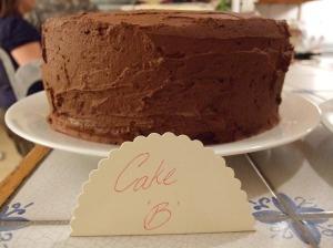 Cake 'B'