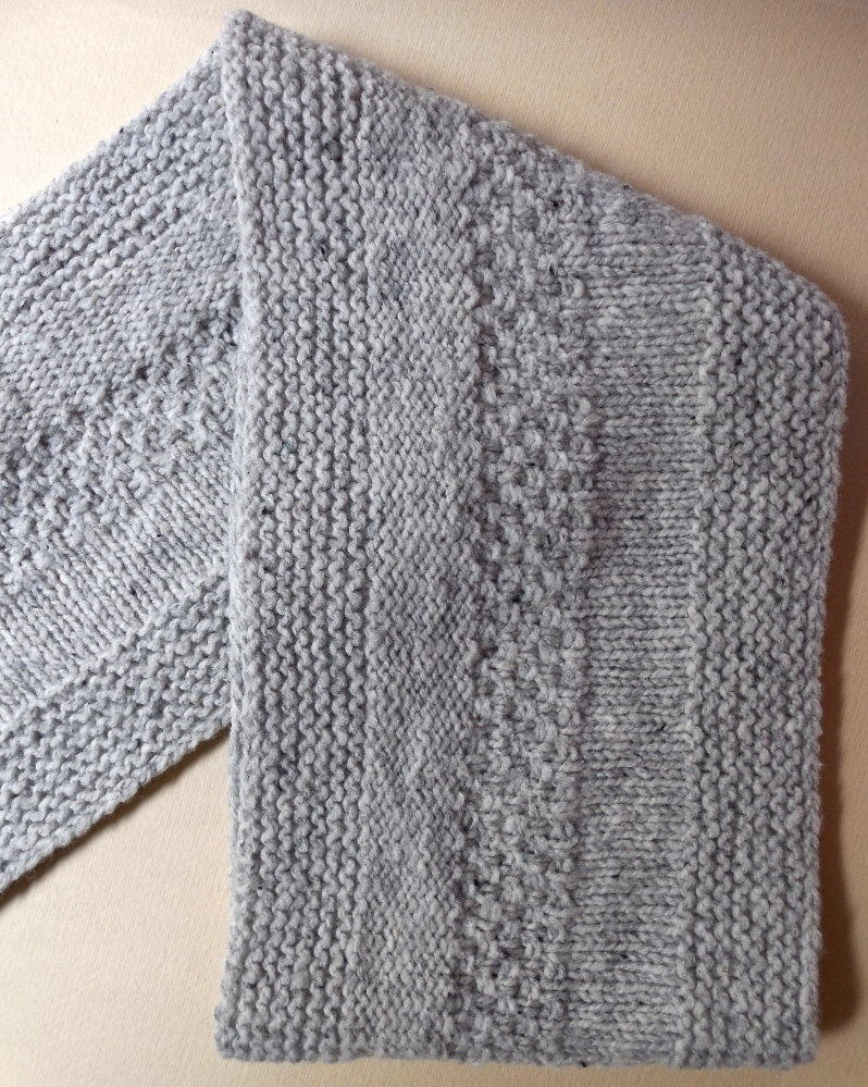 Free Pattern: Astoria Cowl (2/4)