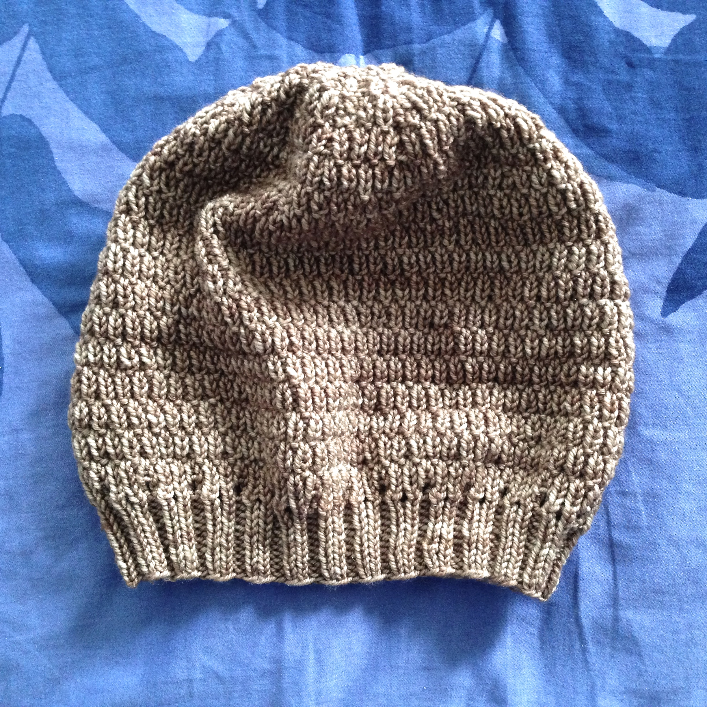 Free Pattern: Morel Hat | FlorrieMarie