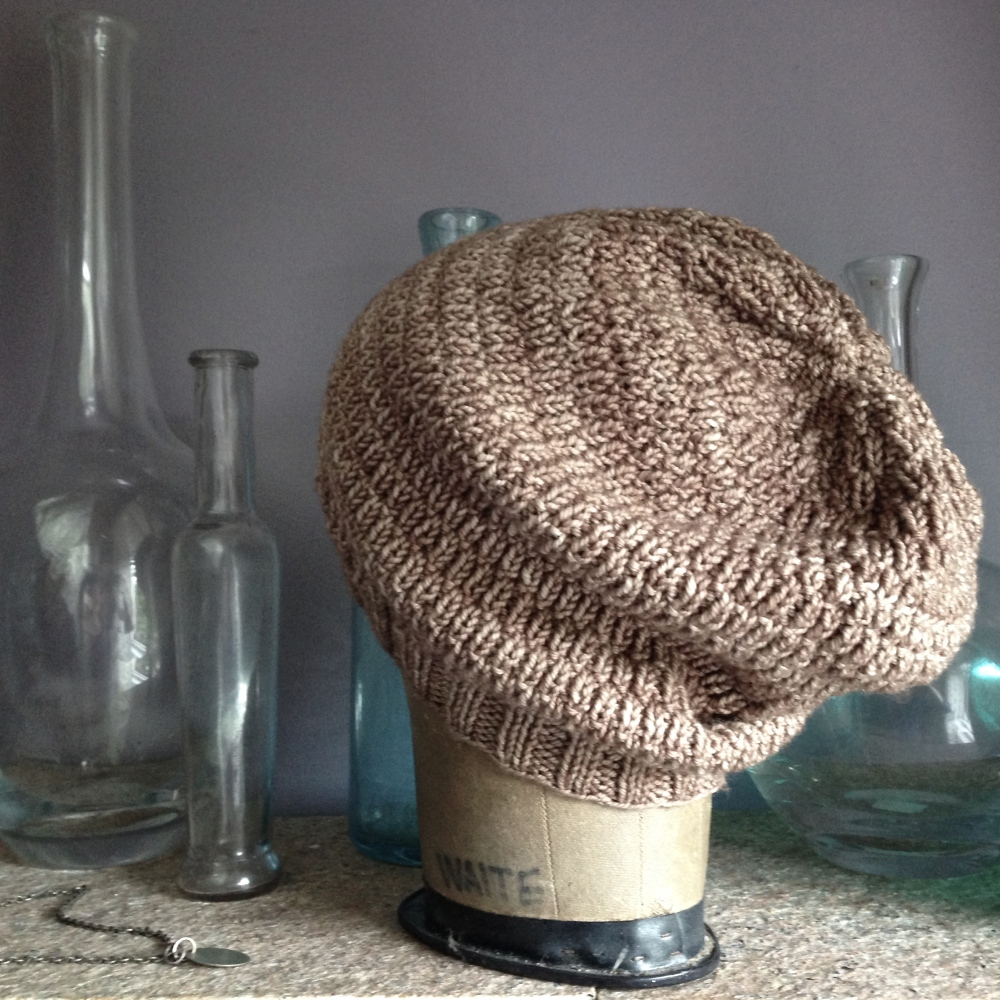 Free Pattern: Morel Hat (3/3)