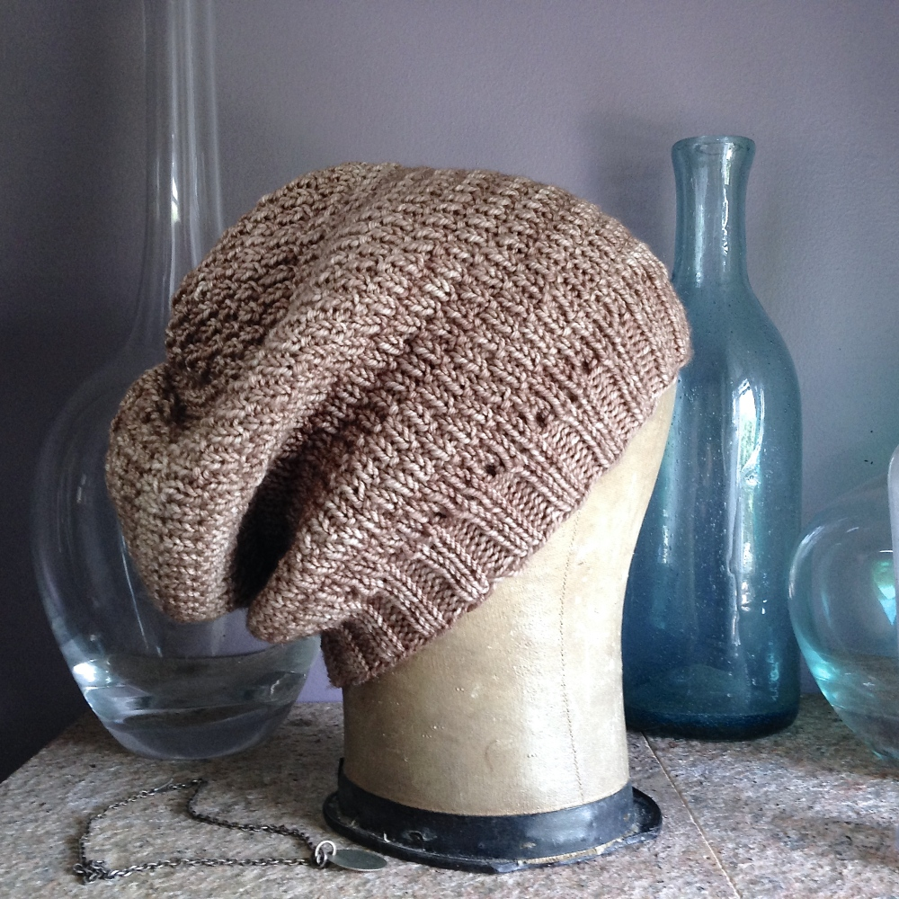 Free Pattern: Morel Hat (1/3)