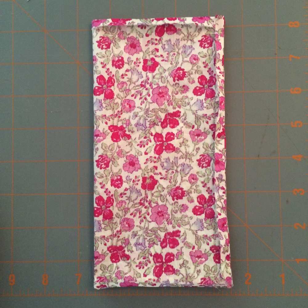 Free Pattern: Reversible Liberty Print Sun Glasses Case (6/6)